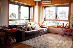 Piso de tres dormitorios en Monelos, cerca del Parque de Eirís, garaje. 255.000€