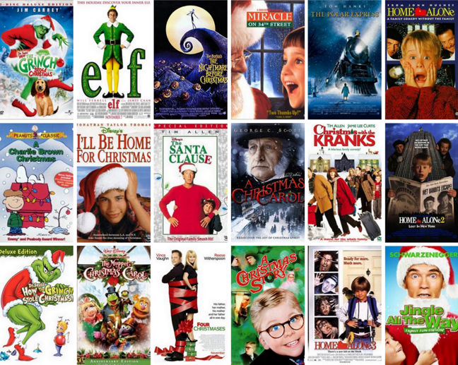 10 Of The Best Christmas Movies