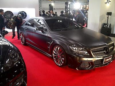 Tokyo Auto Salon 2012 1
