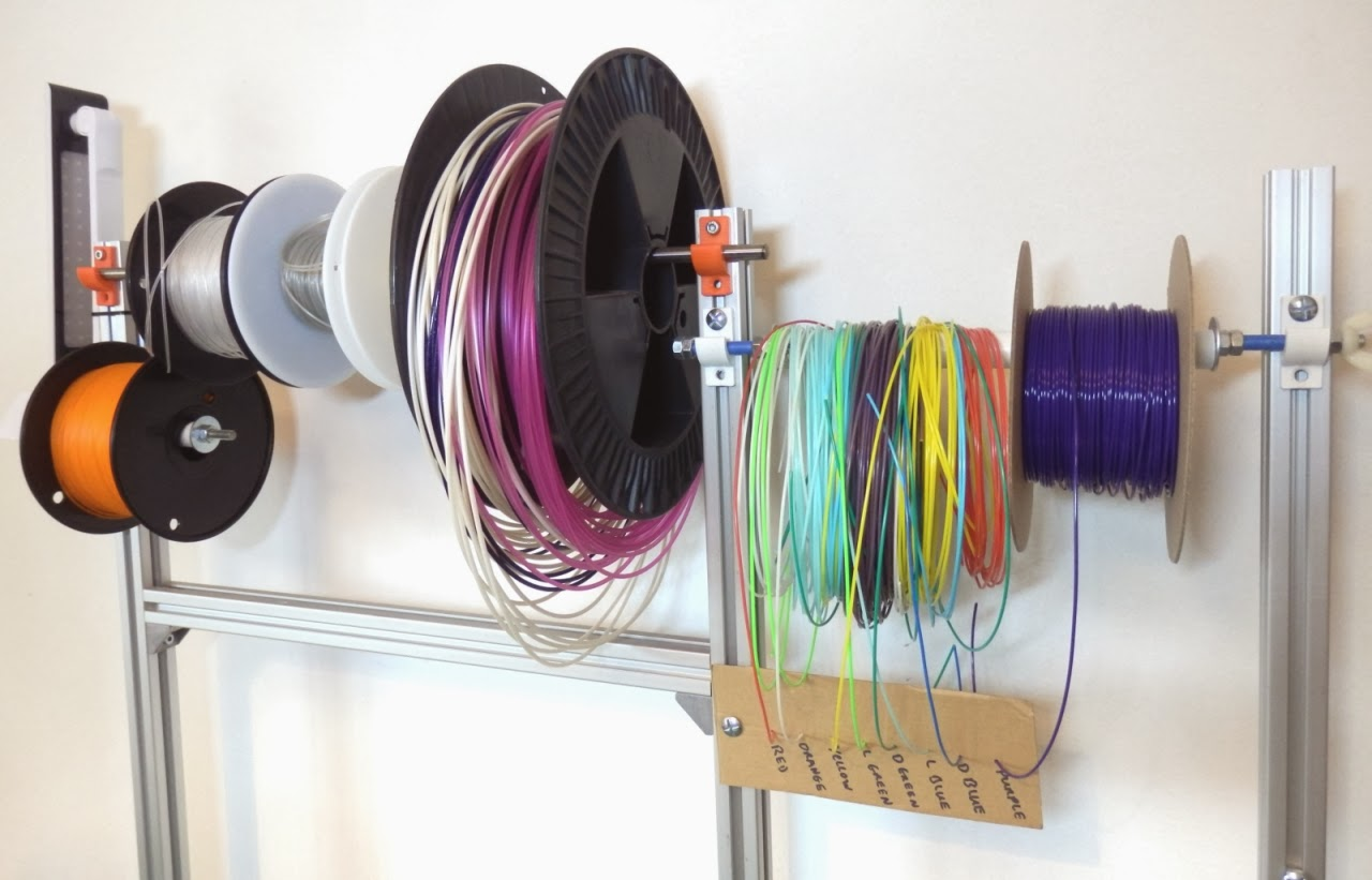 Reprap development and further adventures in DIY 3D printing ...