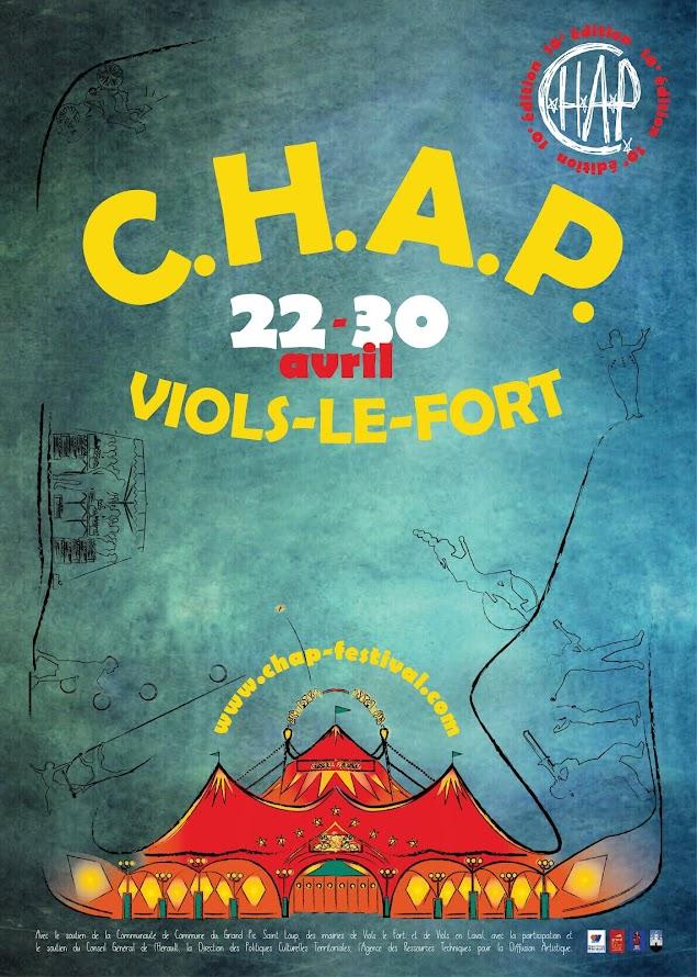 C.H.A.P. FESTIVAL A VIOLS-LE-FORT (34380)