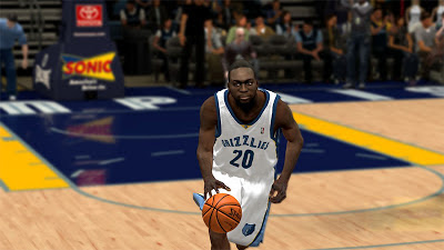 NBA 2K13 Quincy Pondexter Memphis Grizzlies Playoffs Update