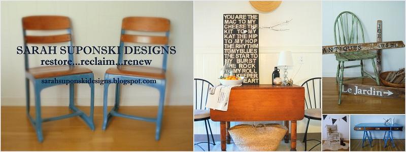 Sarah Suponski Designs