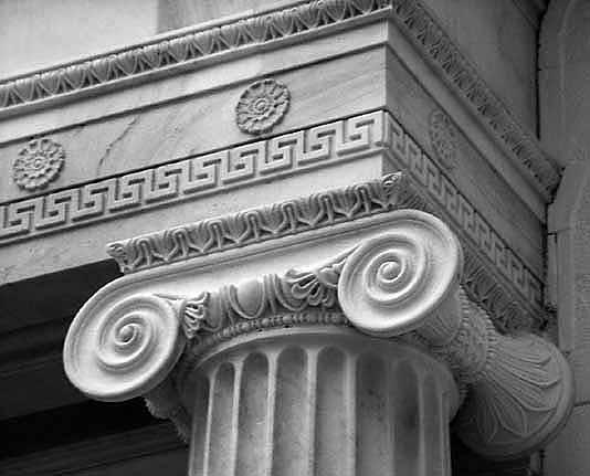 MODERN KLATCH: In Greek Key