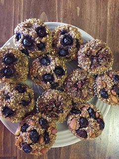 Oatmeal muffin cups, baked oatmeal, baked oatmeal muffin cups, gluten free breakfast recipe, dairy free breakfast recipe, gluten free oatmeal, dairy free oatmeal, vanessamc246, vanessa mclaughlin, the butterfly effect, change one thing change everything