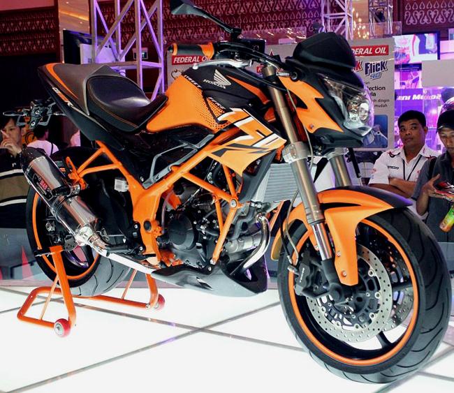 modif Honda CB150R