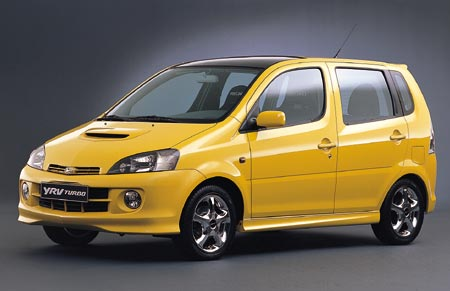 Car Gallery Daihatsu Yrv Turbo 130 Review