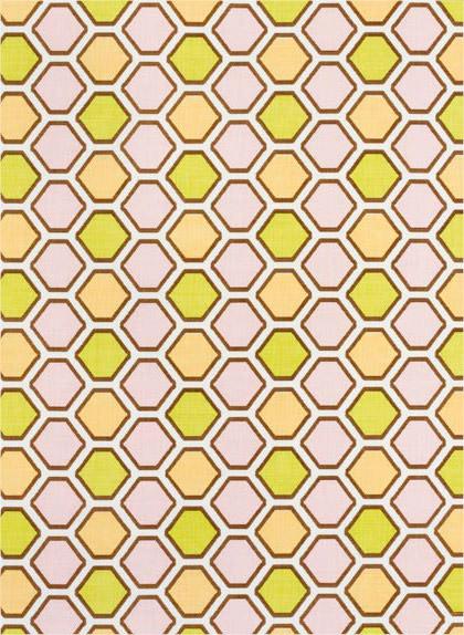 Vibrance And Chaos Haute Honeycomb