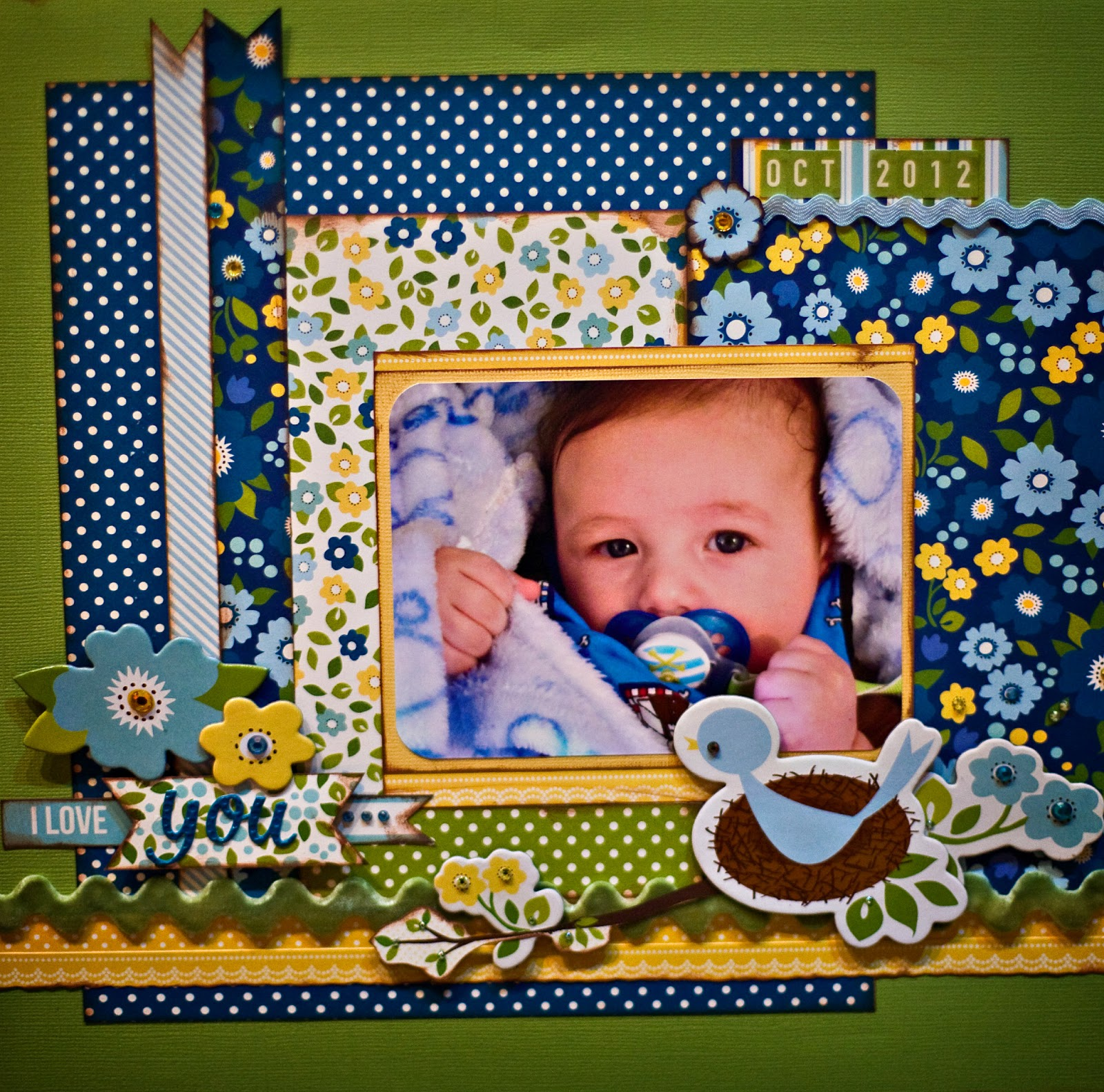 All Scrapbook Steals - The Blog: Pebbles Family Ties