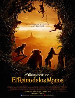 Monkey Kingdom (El reino de los monos) (2015)