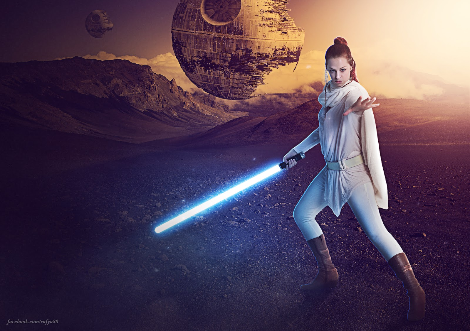 How to make star wars photo scene in photoshop rafy a how to make star wars photo scene in photoshop baditri Images