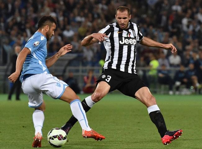 Lazio vs Juventus Italian Serie A