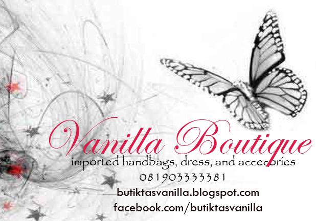 Butik Tas Vanilla