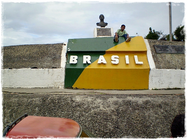 América en Bedford - Brasil - Viaje por África