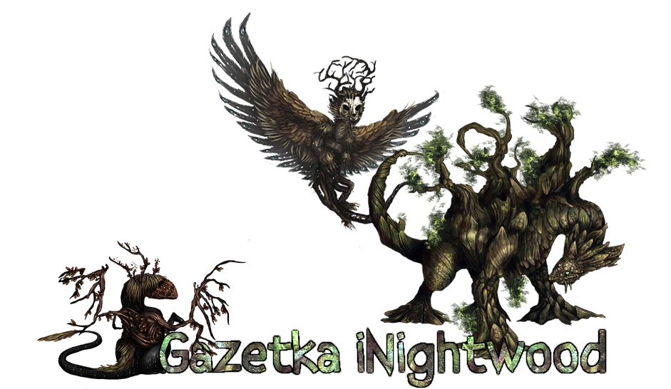 Gazetka iNightwood
