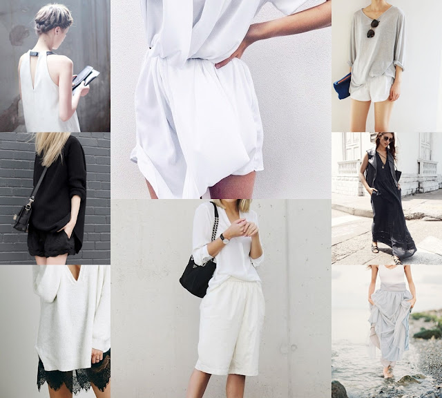 airy summer outfits