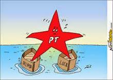 Governo - a estrela decadente