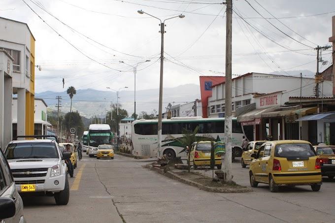 Por cierre vial Bucaramanga – Cúcuta, rutas nacionales de buses transitan por la Panamericana o Troncal Central del Norte