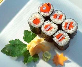 Peixinho nemo está de volta