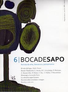 "Revista ""Boca de Sapo"" nº 6"