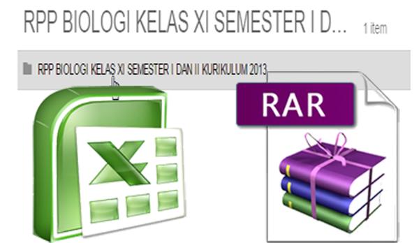 RPP BIOLOGI SMA KELAS XI SEMESTER 1 DAN 2 KURIKULUM 2013
