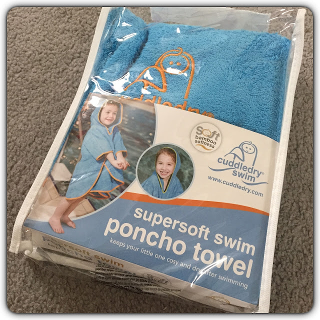 cuddledry swim poncho towel