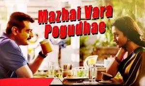 Mazhai Vara Pogudhae Video | Ajith Kumar, Harris Jayaraj