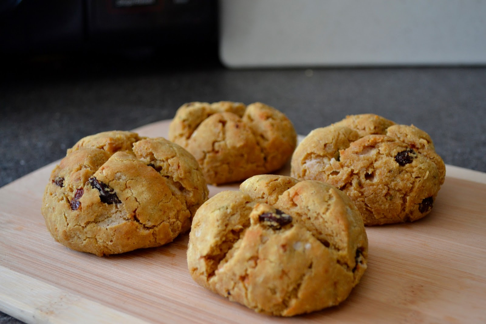 Irish Soda Bread Biscuits | Veggie Fixation