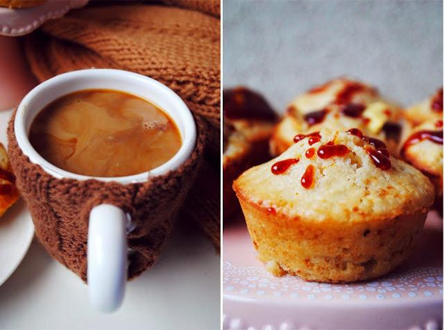 Gruszkowe muffinki z imbirem