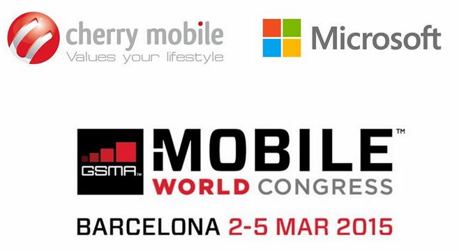 Cherry Mobile MWC