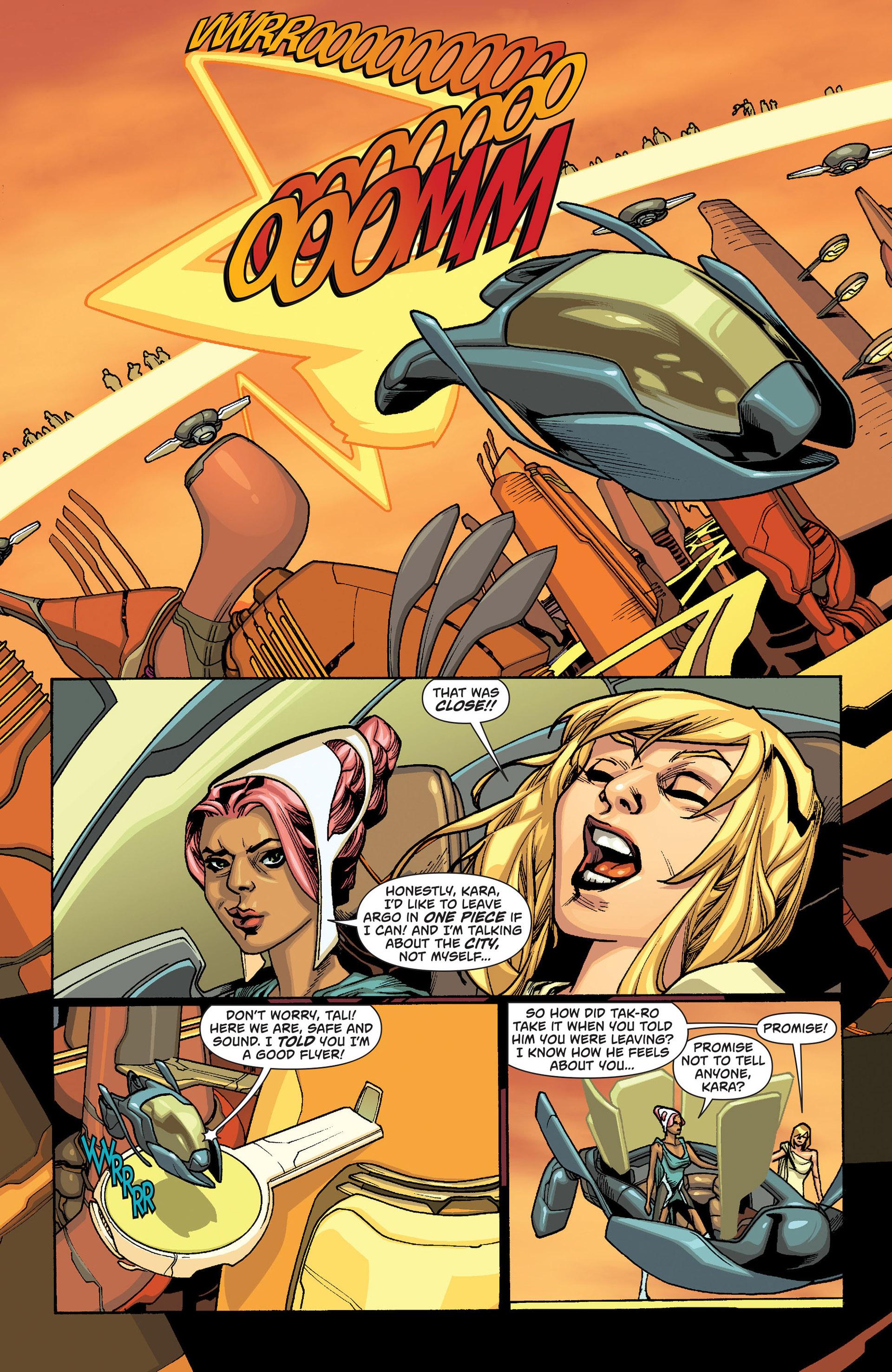 Supergirl (2011) Issue #15 #17 - English 3