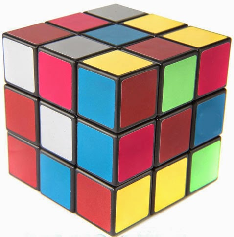 rubik's cube compact and teasers