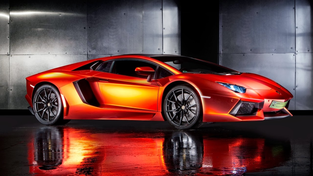 2013 Print Tech Lamborghini Aventador HD Wallpapers