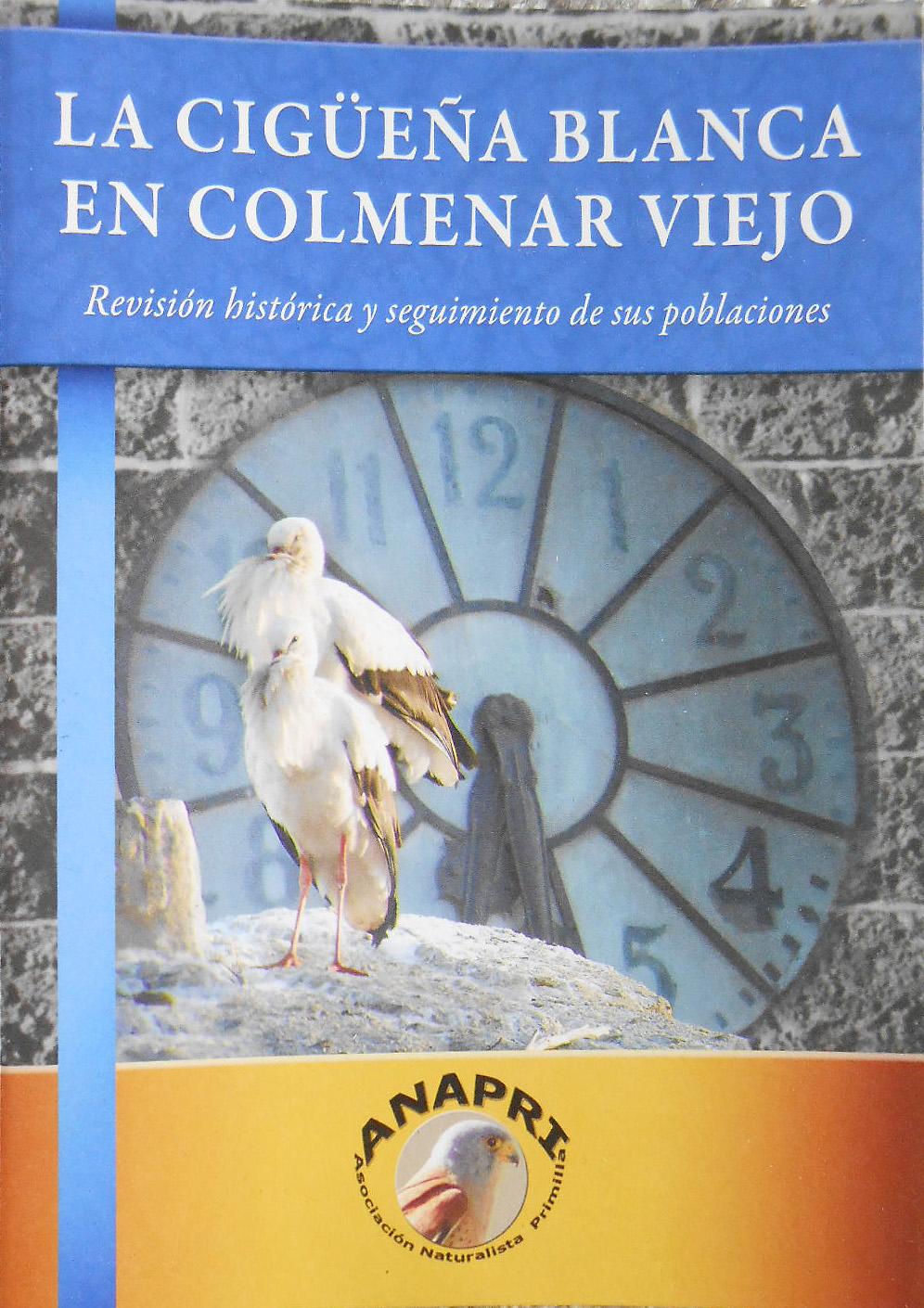 Revisión histórica Cigüeña blanca