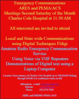 5-17 Emergency Communications Meetings