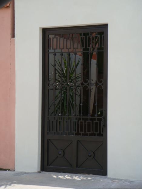 Herreria yamal - Puertas herreria ...