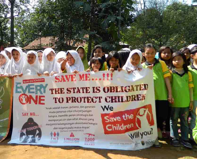 prihatin kekerasan terhadap anak