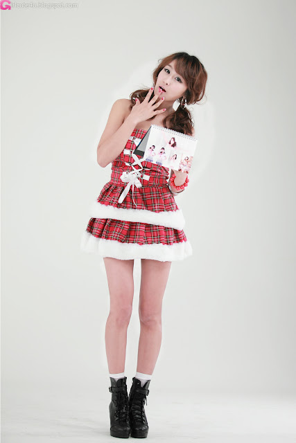 2 Santa Seo Yoon Ah-very cute asian girl-girlcute4u.blogspot.com