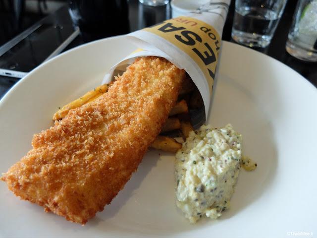 Fiske Bar, Copenhague Meatpacking District bonnes adresses restos fish & chips