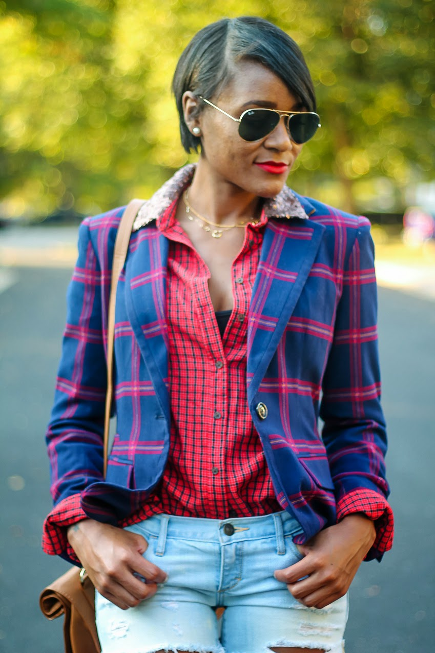 The Daileigh: Mad for Plaid