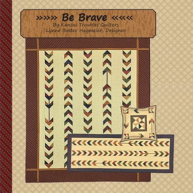 Be Brave Booklet