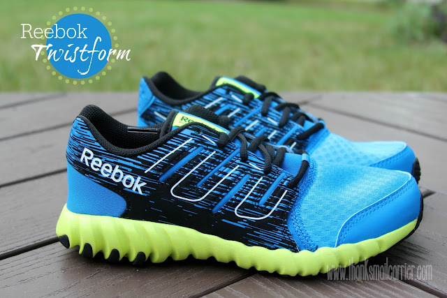 Reebok Twistform shoes