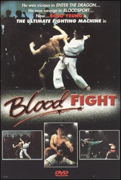Bloodfight 1989 Hindi Dubbed Movie Watch Online