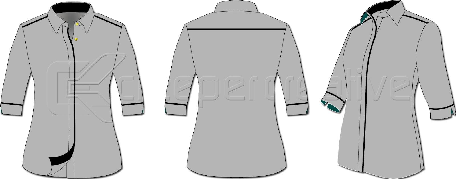 Design Corporate Shirt Template Somurich