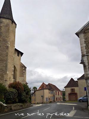 le village de morlanne