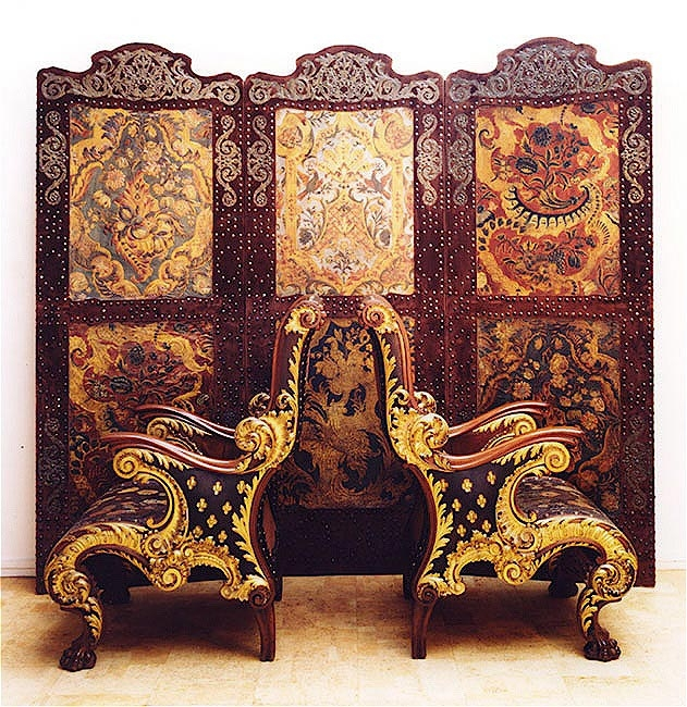 Muebles con estilo barroco - Muebles con estilo ...