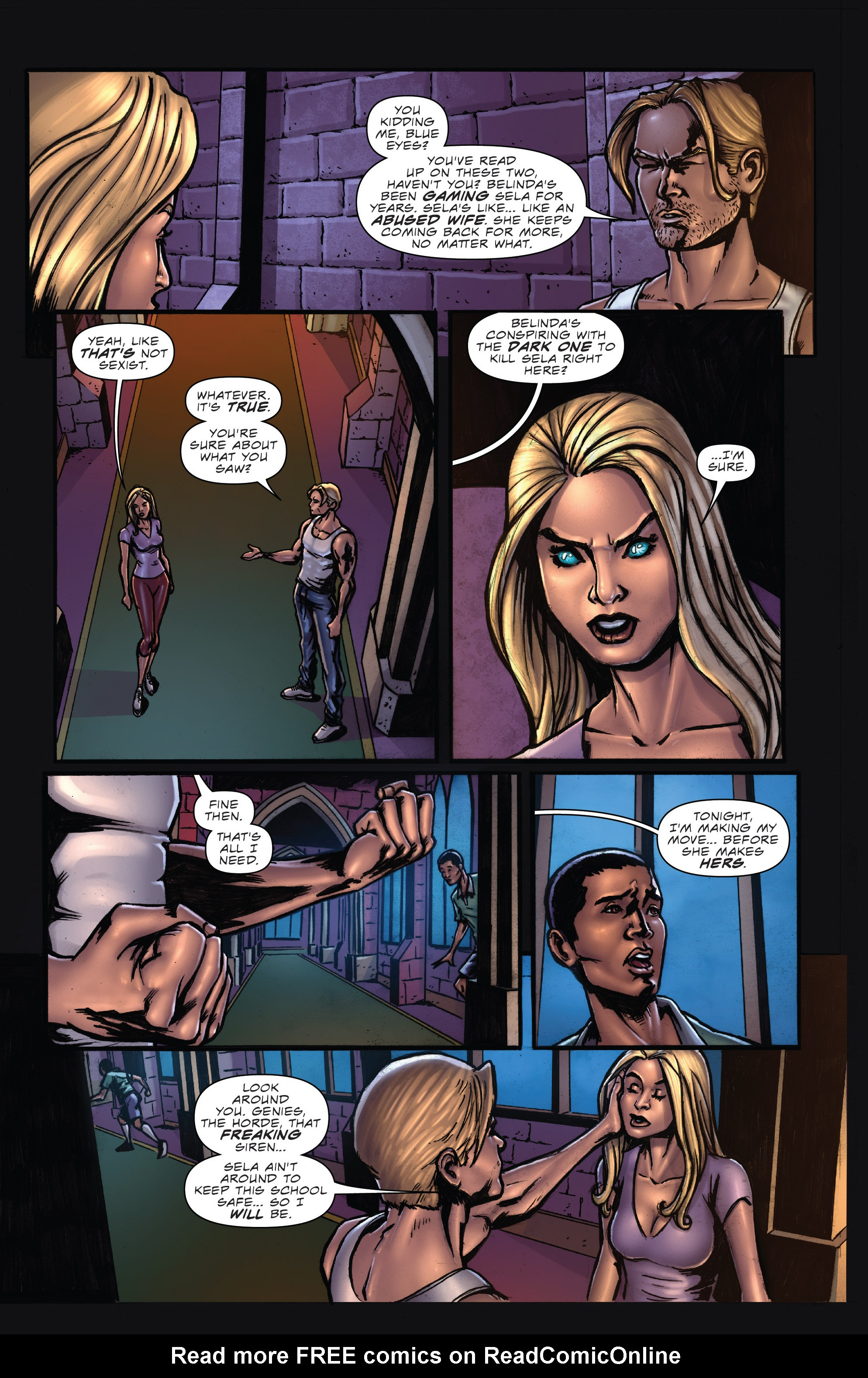 Grimm Fairy Tales (2005) Issue #106 #109 - English 14