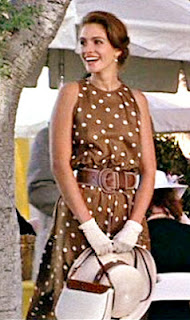 Julia Roberts vo filme Pretty Woman