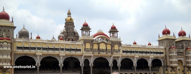 mysore palace timing , lighting images ,