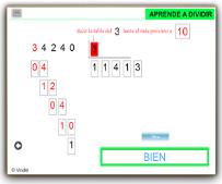 GENERADOR DE DIVISIONES POR 1,2 Y 3 CIFRAS
